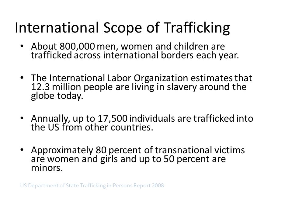 Pimp Control/Traffickers Pimps are masters of the art of seduction; they are able to identify the vulnerabilities of a specific child and exploit them.