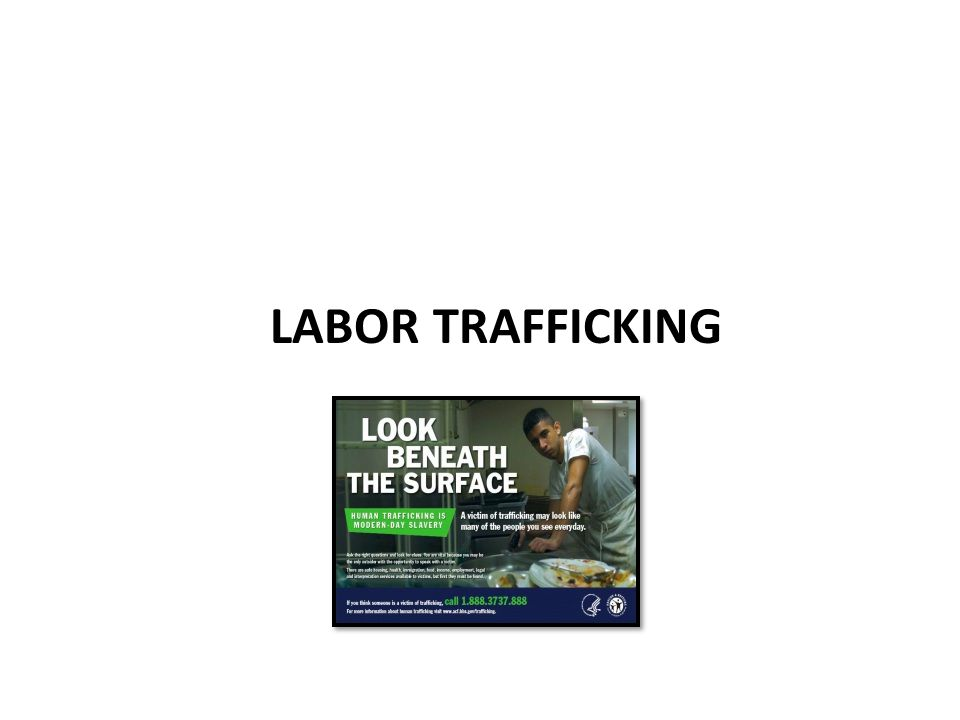 Human Trafficking in Ohio According to the Polaris Project, Ohio ranks 7 th in the number of calls placed to the National hotline between 12/07 and 6/09.