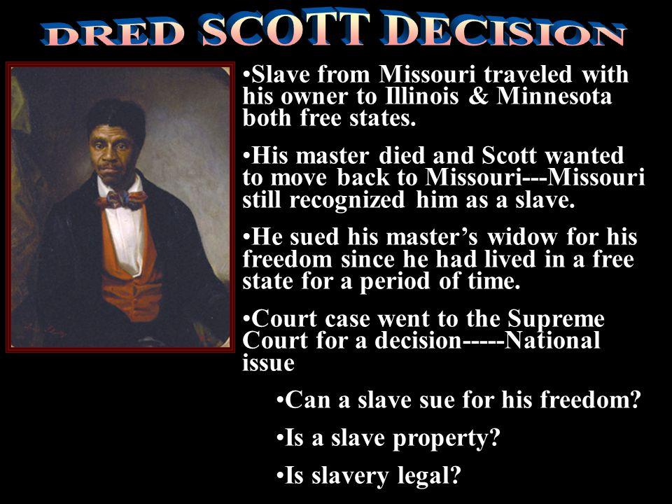 Causes Growing Tensions Kansas-Nebraska Act Dred Scott decision Lecompton constitution John Brown's raid