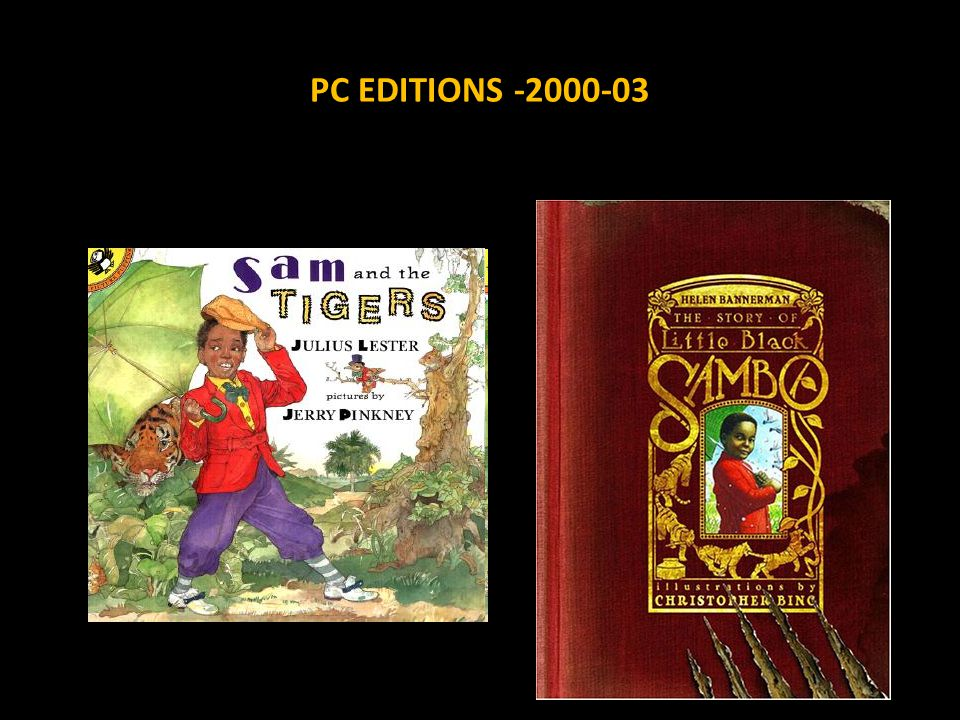 PC EDITIONS -2000-03