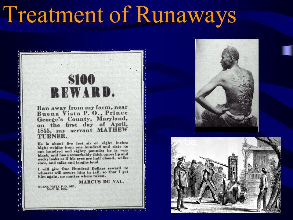 Treatment of Runaways