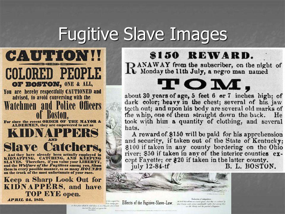 Fugitive Slave Images