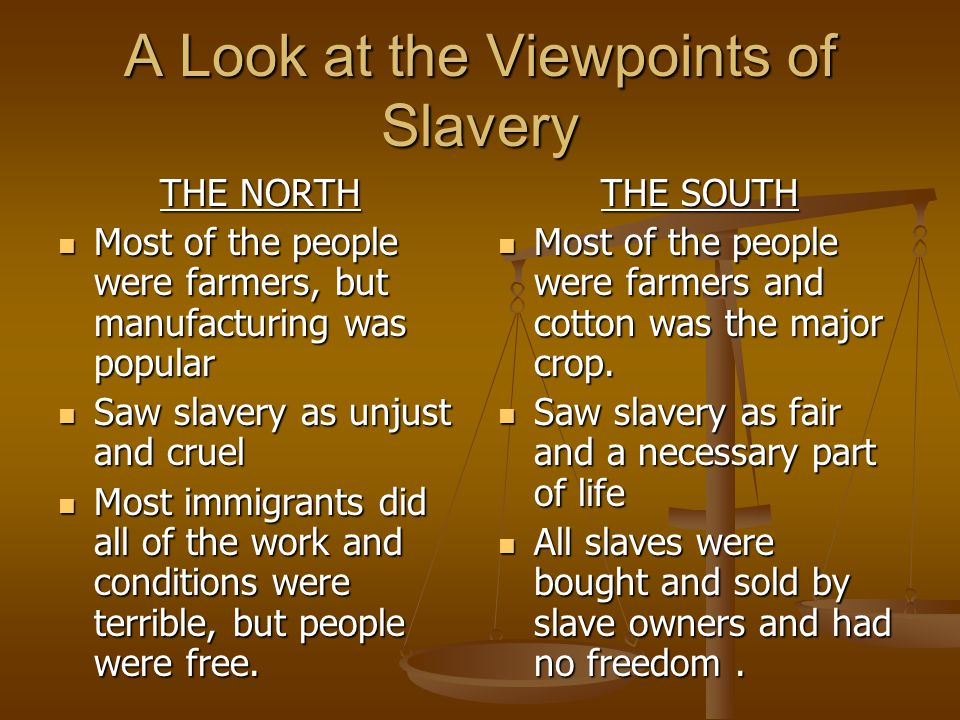 Attempts to Resist Slavery In 1808, Congress made importing slaves illegal.