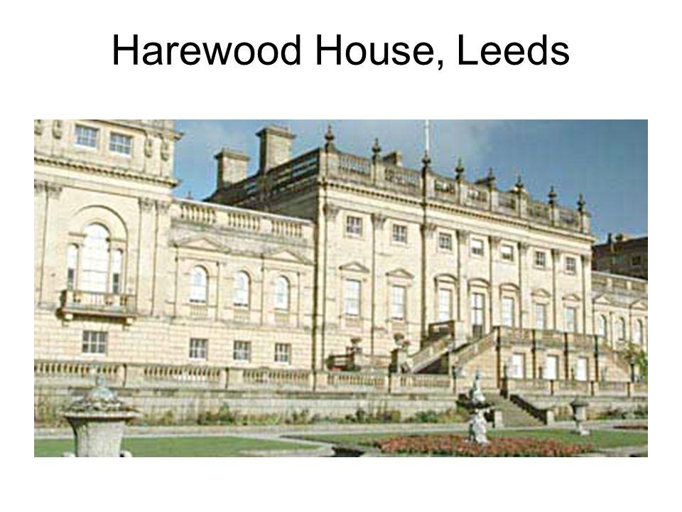 Harewood House, Leeds