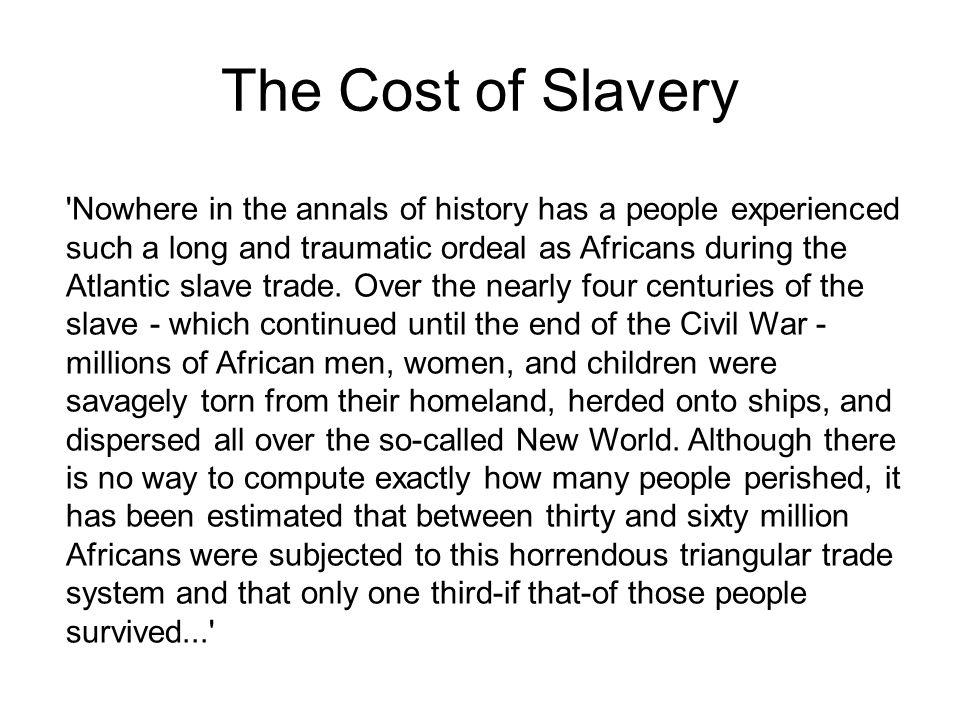 Slave Trade Caravan