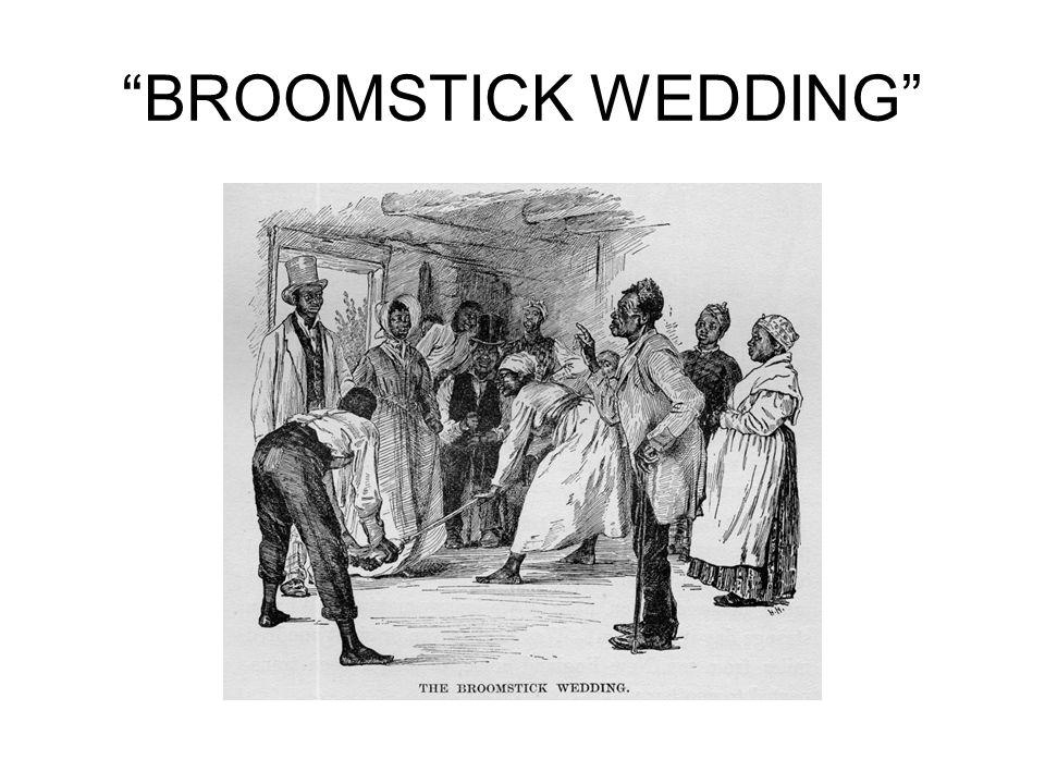 BROOMSTICK WEDDING