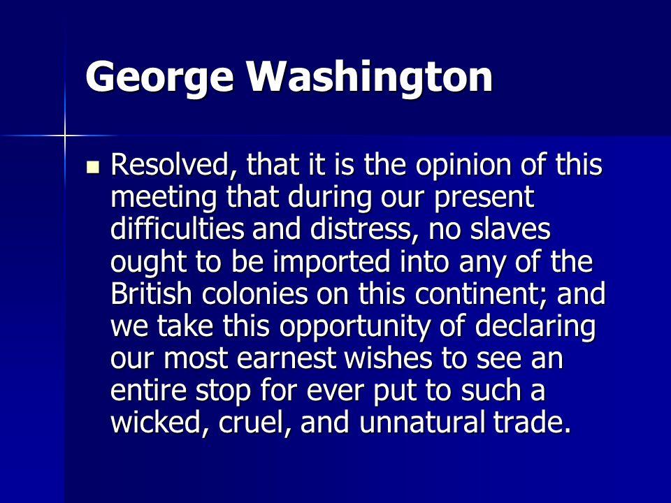 John Jay Prior to the great Revolution, the great majority...