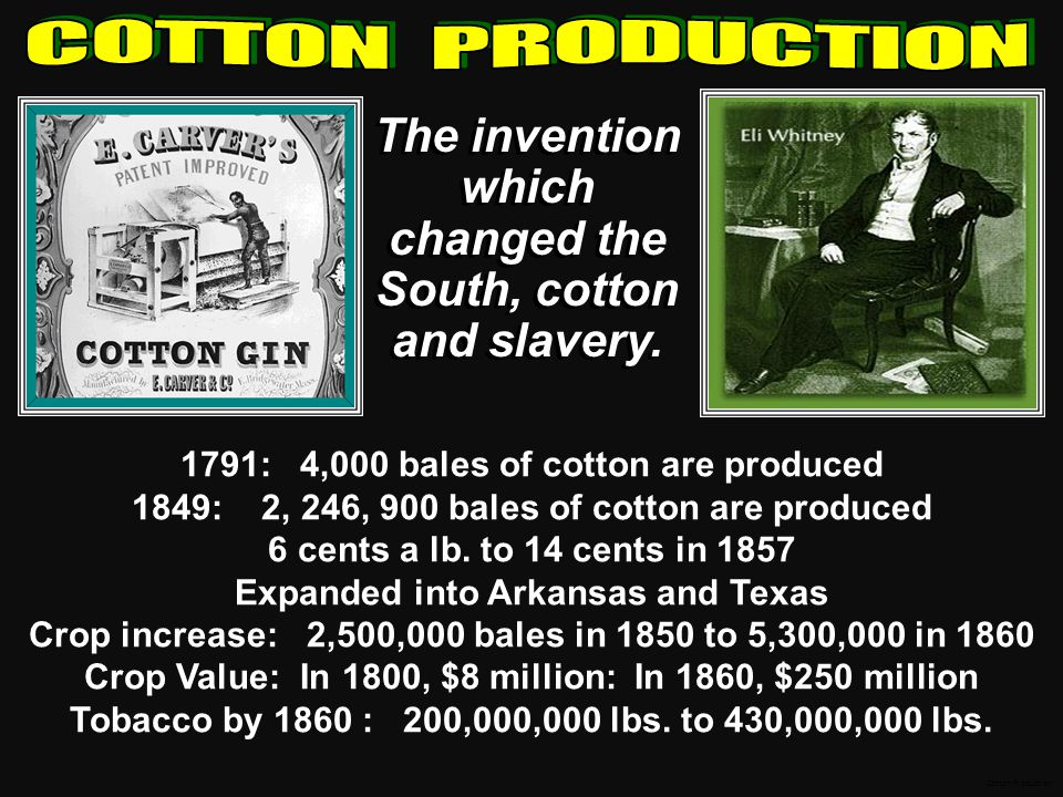 Slave Trade The US slave trade was outlawed in 1808.