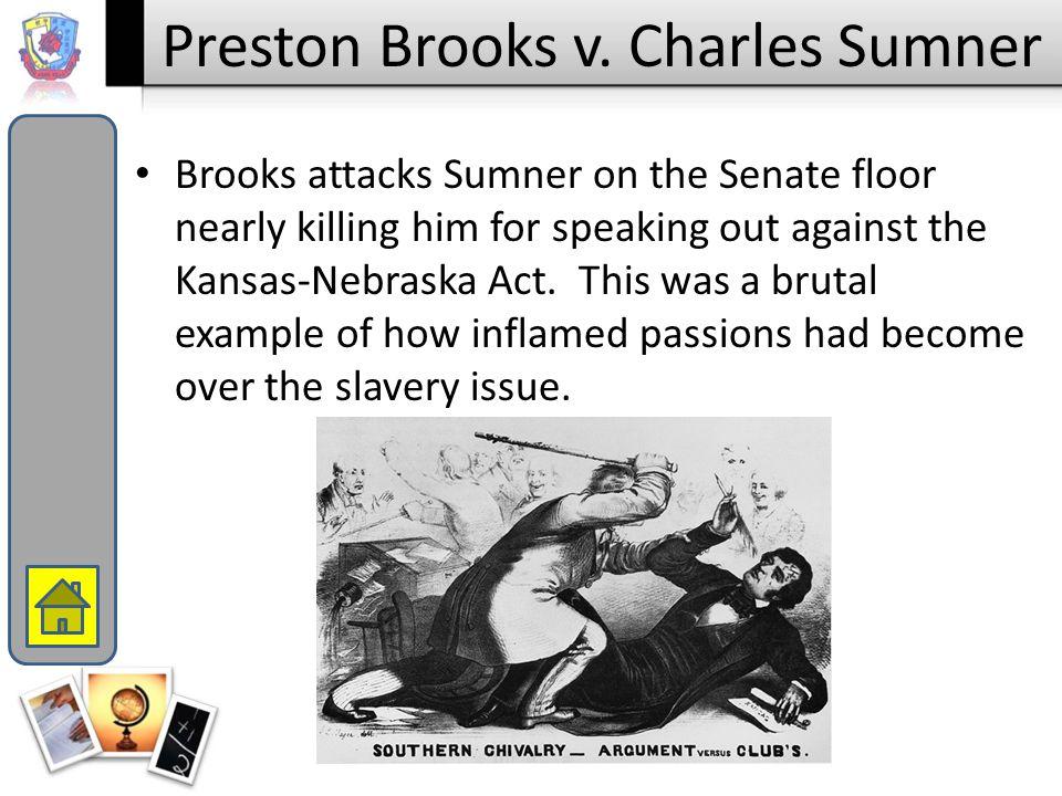 Preston Brooks v.