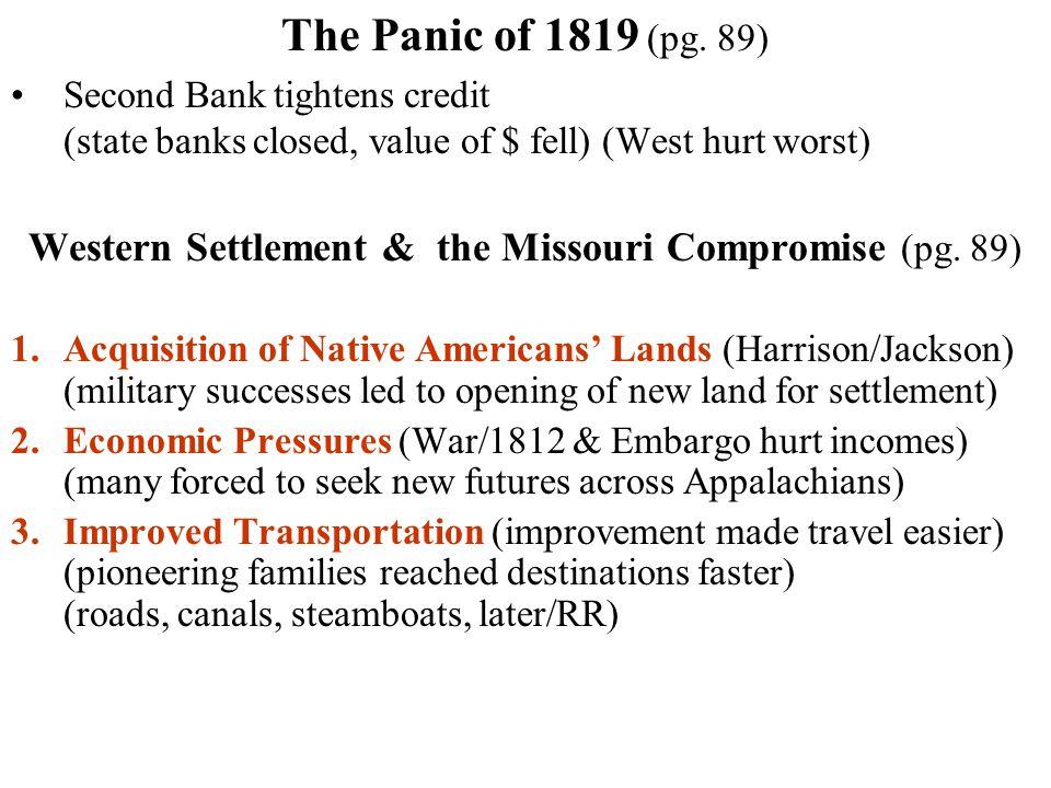 Missouri Compromise (pg.