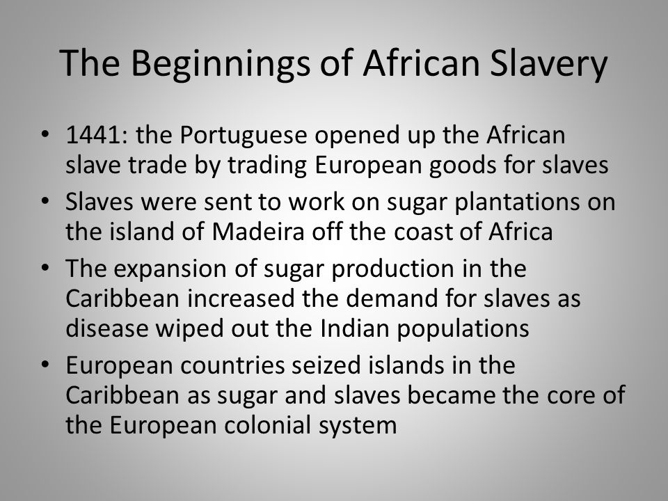 Slavery in the North Slavery existed in the Northern commercial farming areas, but only made up 10% of the rural population Port cities saw higher concentrations of African populations due to their involvement in the slave trade and their use in craftwork The Quakers first spoke out against slavery in Pennsylvania and New Jersey, but little was done