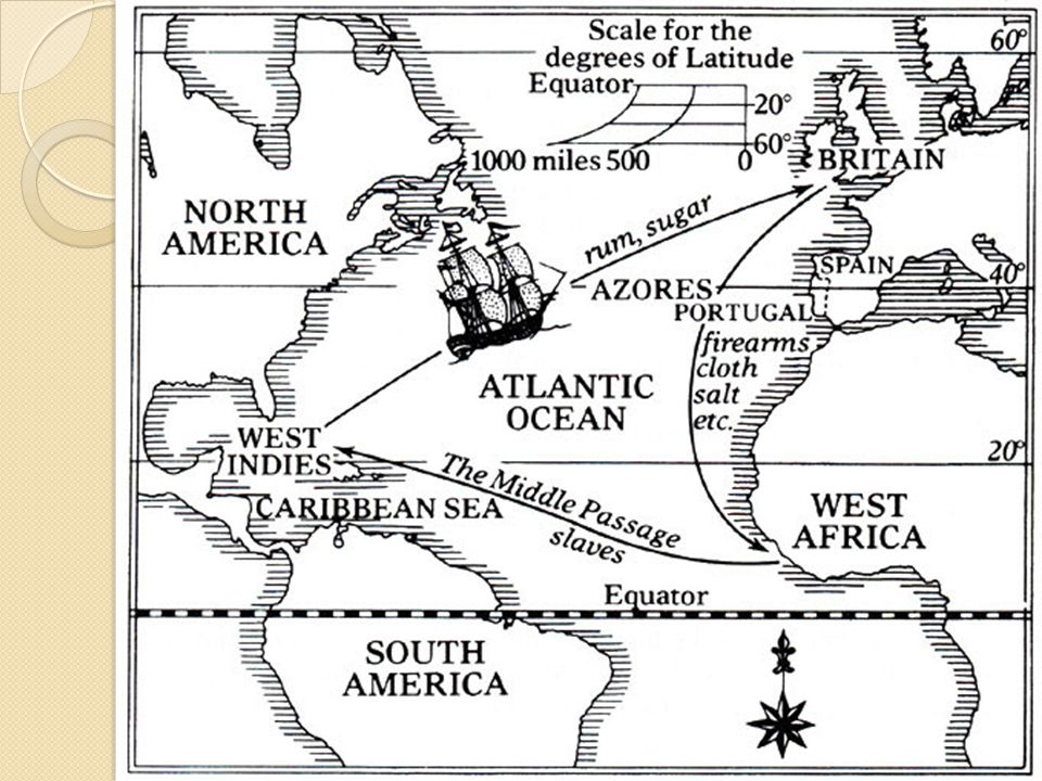 Review What was the Columbian Exchange What was the Triangular Trade