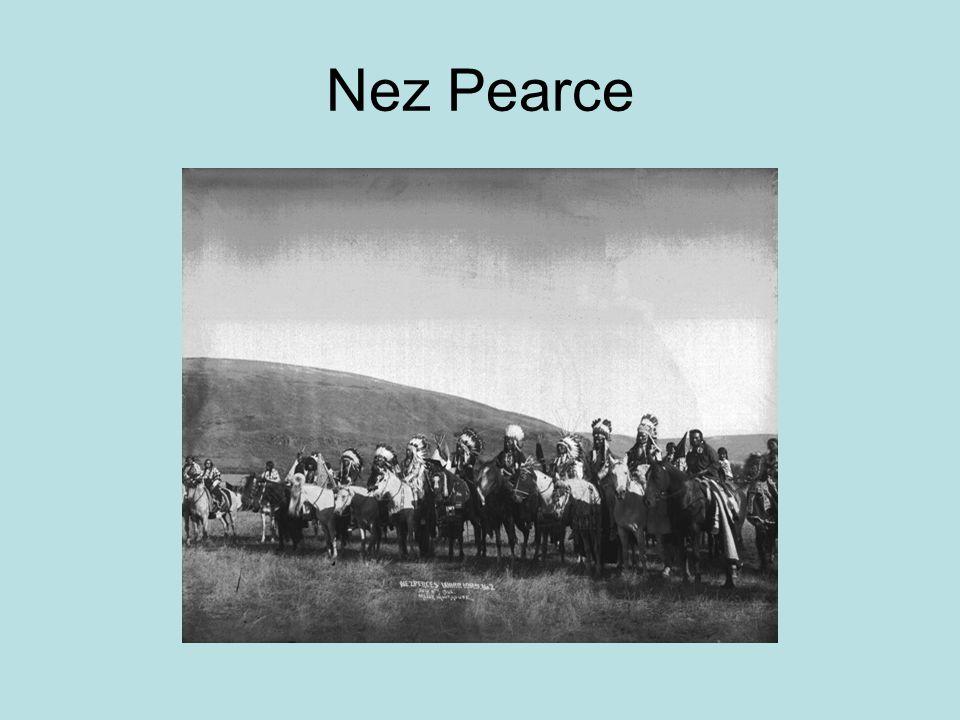 Nez Pearce