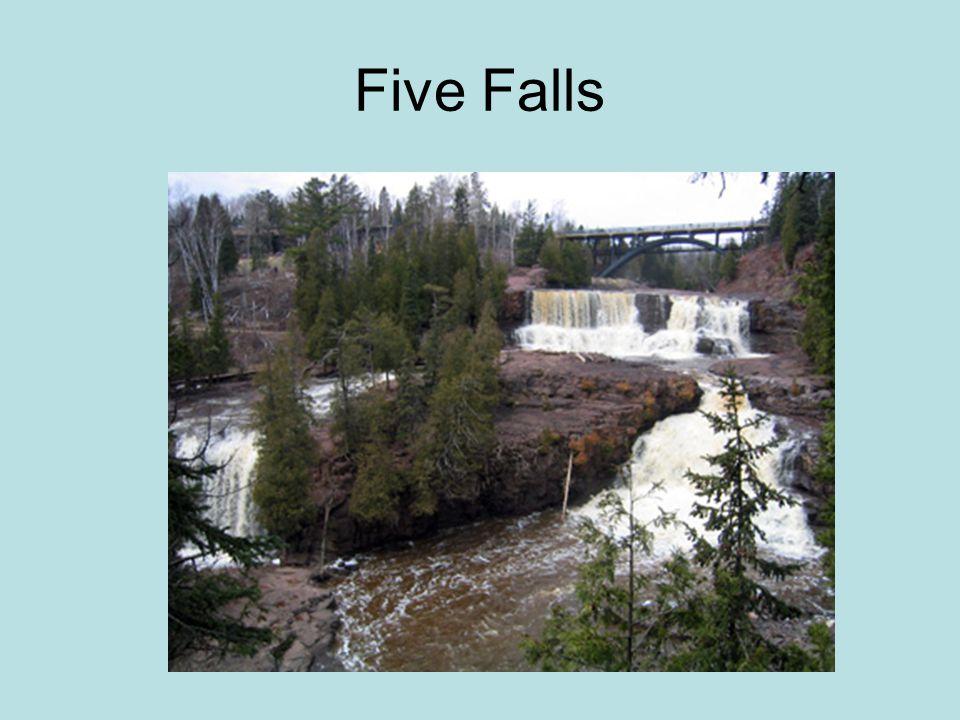 Five Falls