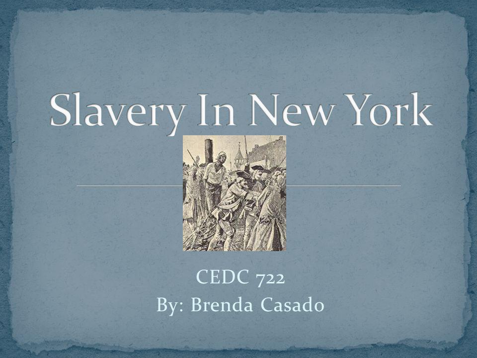 CEDC 722 By: Brenda Casado