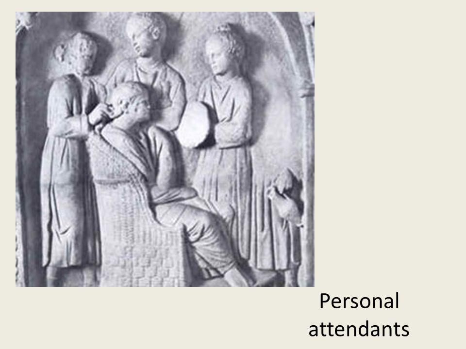 Personal attendants