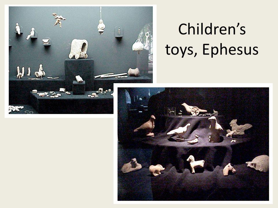Children's toys, Ephesus