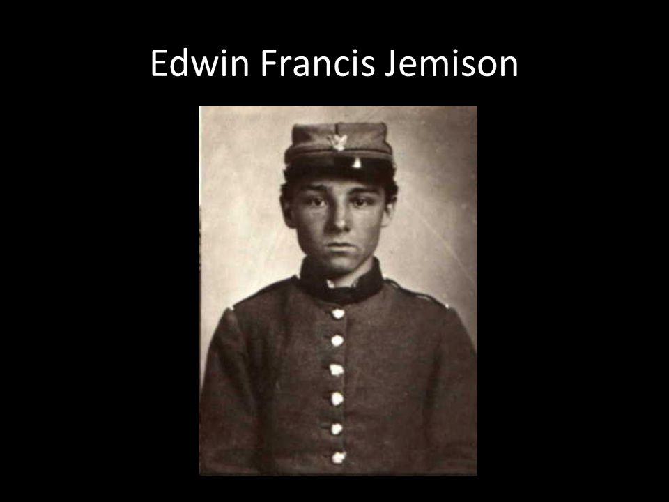 Edwin Francis Jemison