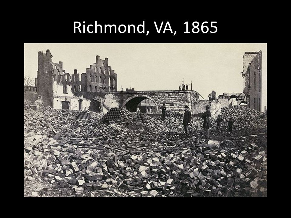 Richmond, VA, 1865
