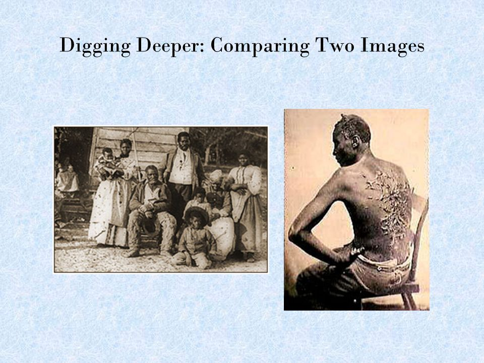 Digging Deeper: Comparing Two Images
