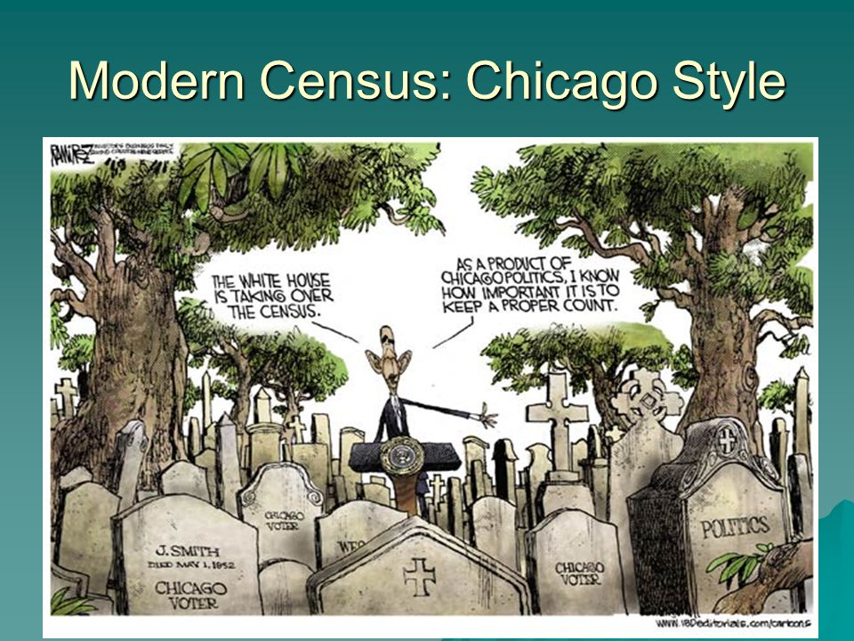 Modern Census: Chicago Style