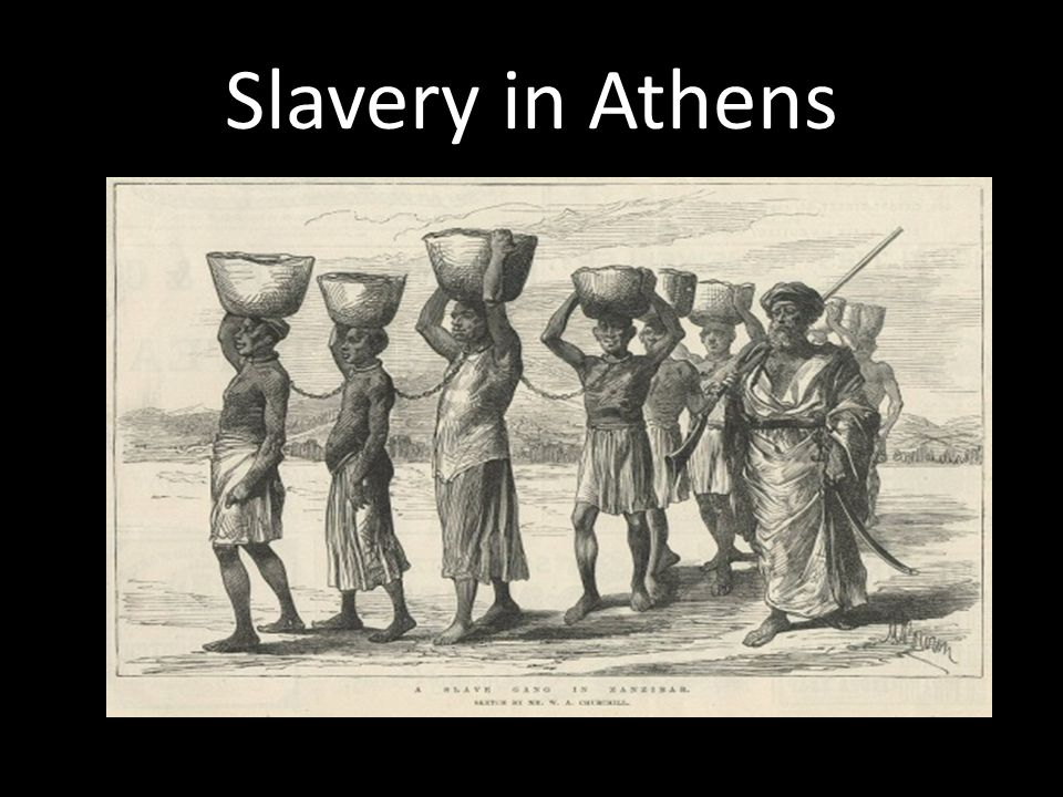 Slavery in Athens