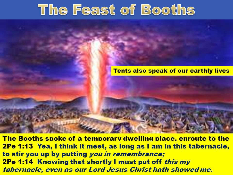 Deu 16:16 Three times in a year shall all thy males appear before the LORD thy God in the place which he shall choose; in the feast of unleavened bread, and in the feast of weeks, and in the feast of tabernacles: and they shall not appear before the LORD empty: Deu 16:17 Every man shall give as he is able, according to the blessing of the LORD thy God which he hath given thee.