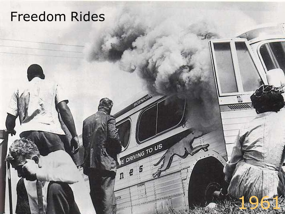 Freedom Rides 1961