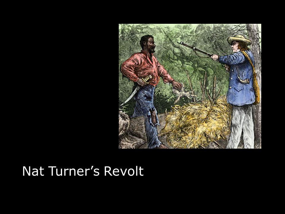 Nat Turner's Revolt