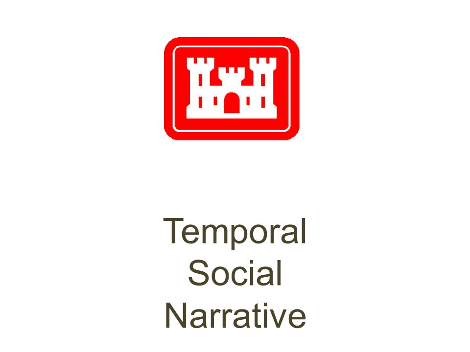 Temporal Social Narrative