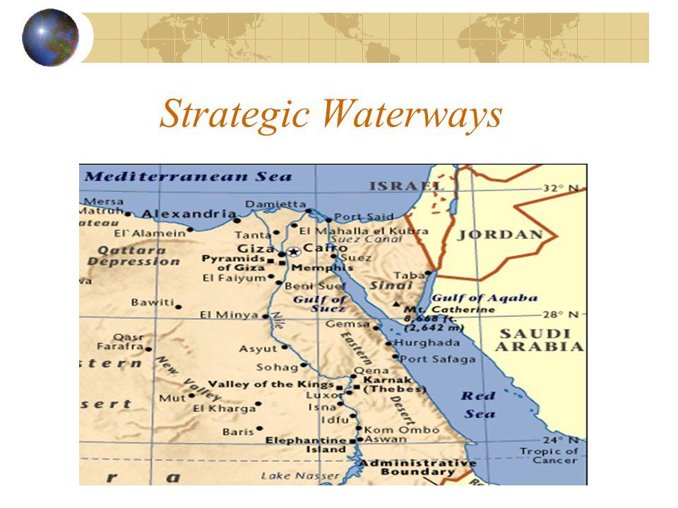 Strategic Waterways