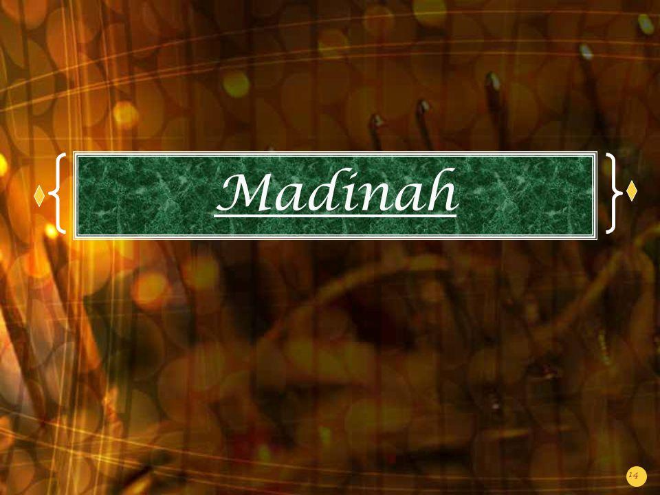 14 Madinah