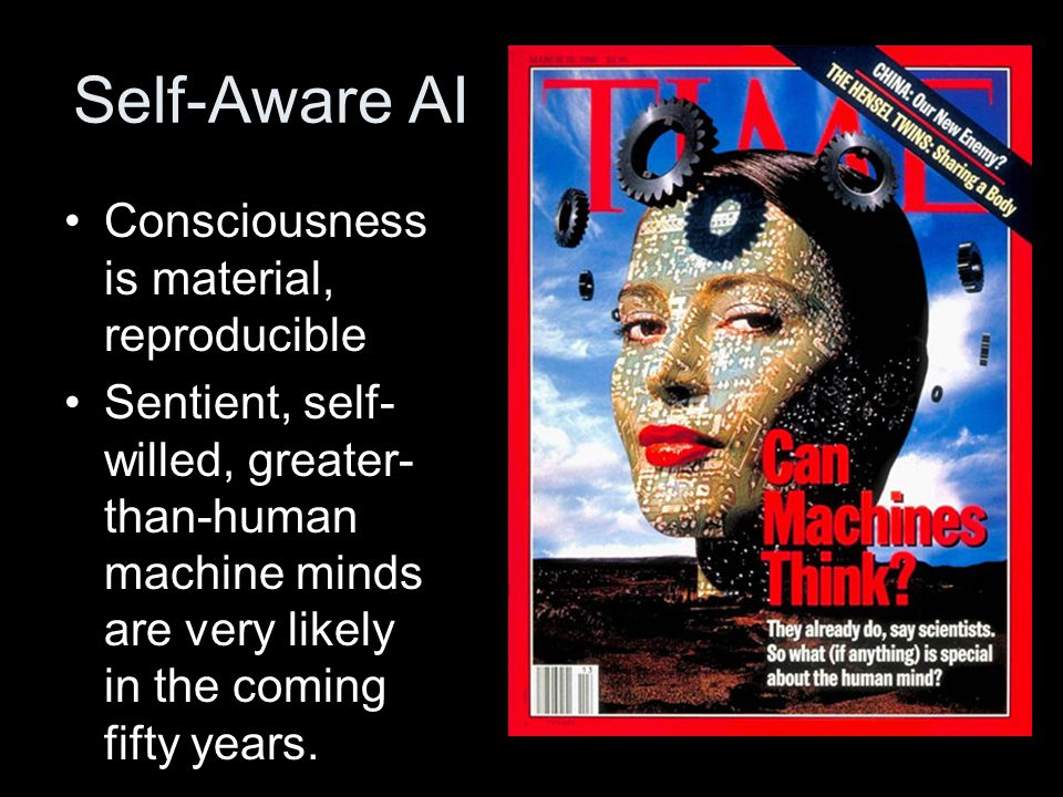 Self-willed AI Is Very Dangerous Steps must be taken to ensure its safety.