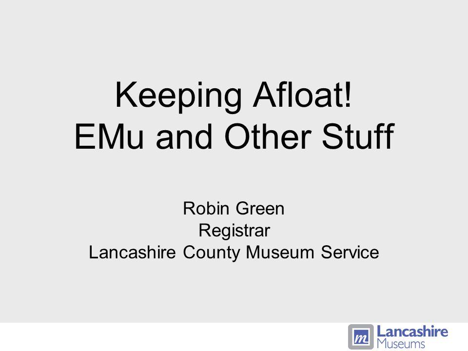 Lancashire Museums