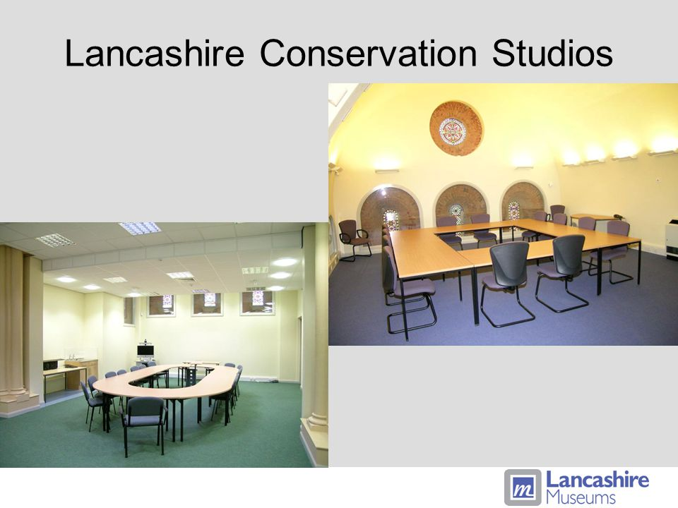Other Pressures Natural History Collections (partly) moved out of Fleetwood Museum, with Long-term aim to remove all reserve collections from Fleetwood Clitheroe Castle Museum HLF grant –Need to clear the site by September.