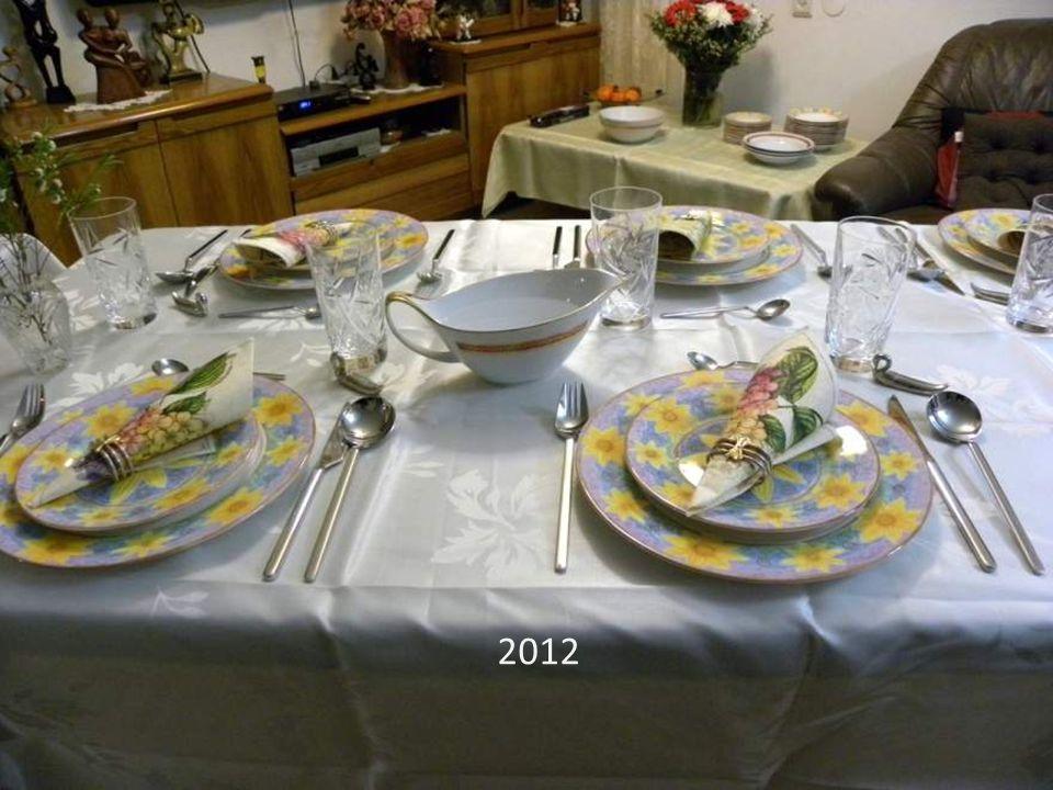 Itamar's first Seder.