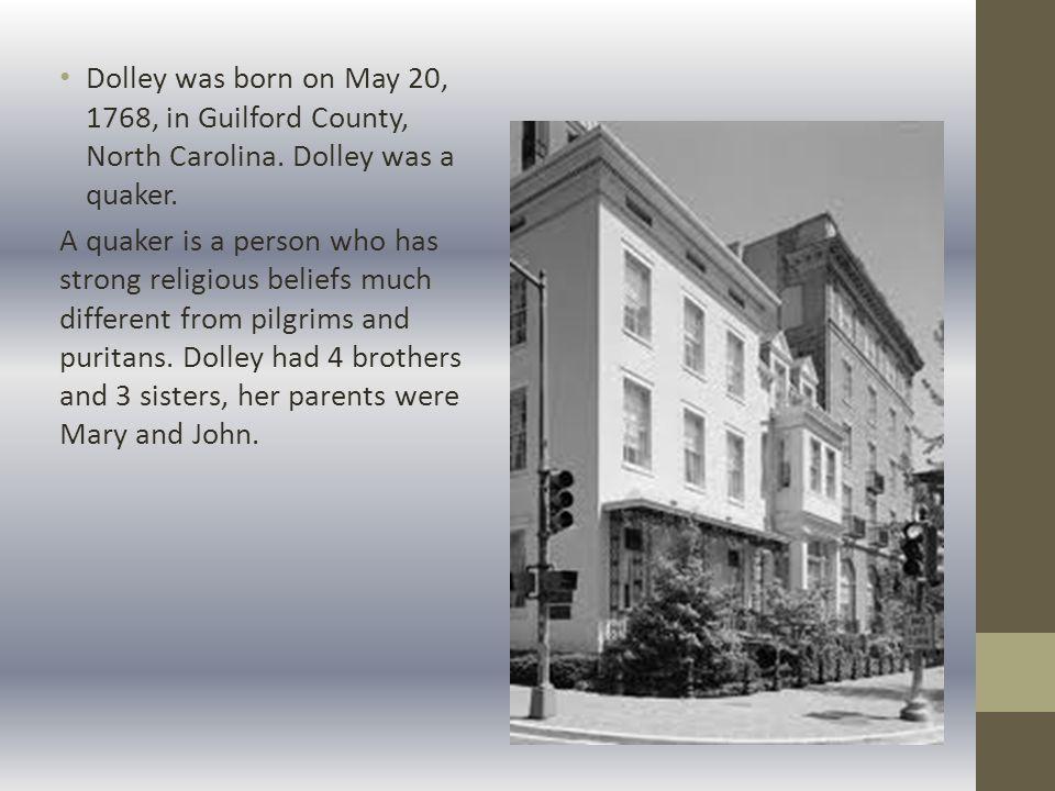 Dolley Madison By Mimi Landsinger