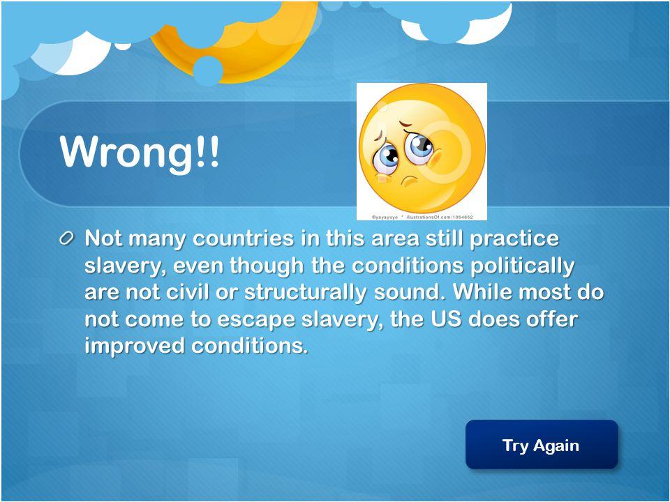 Wrong!.