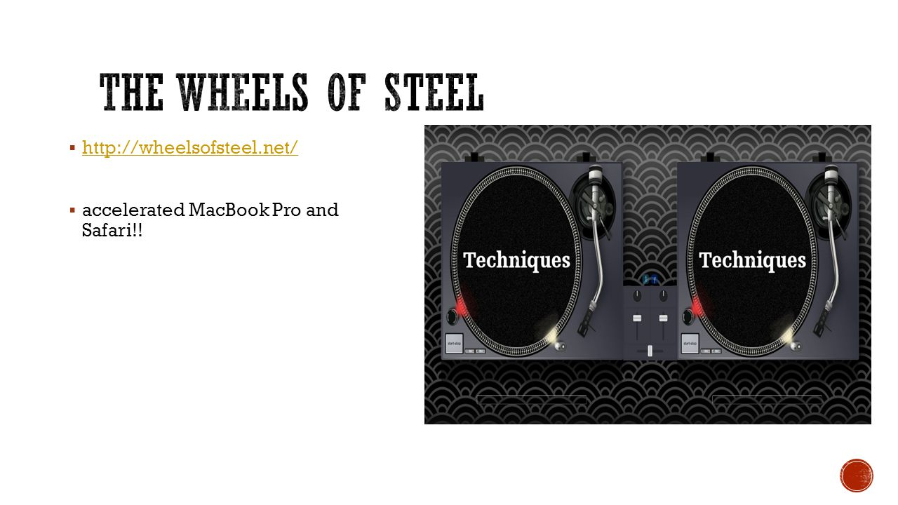  http://wheelsofsteel.net/ http://wheelsofsteel.net/  accelerated MacBook Pro and Safari!!