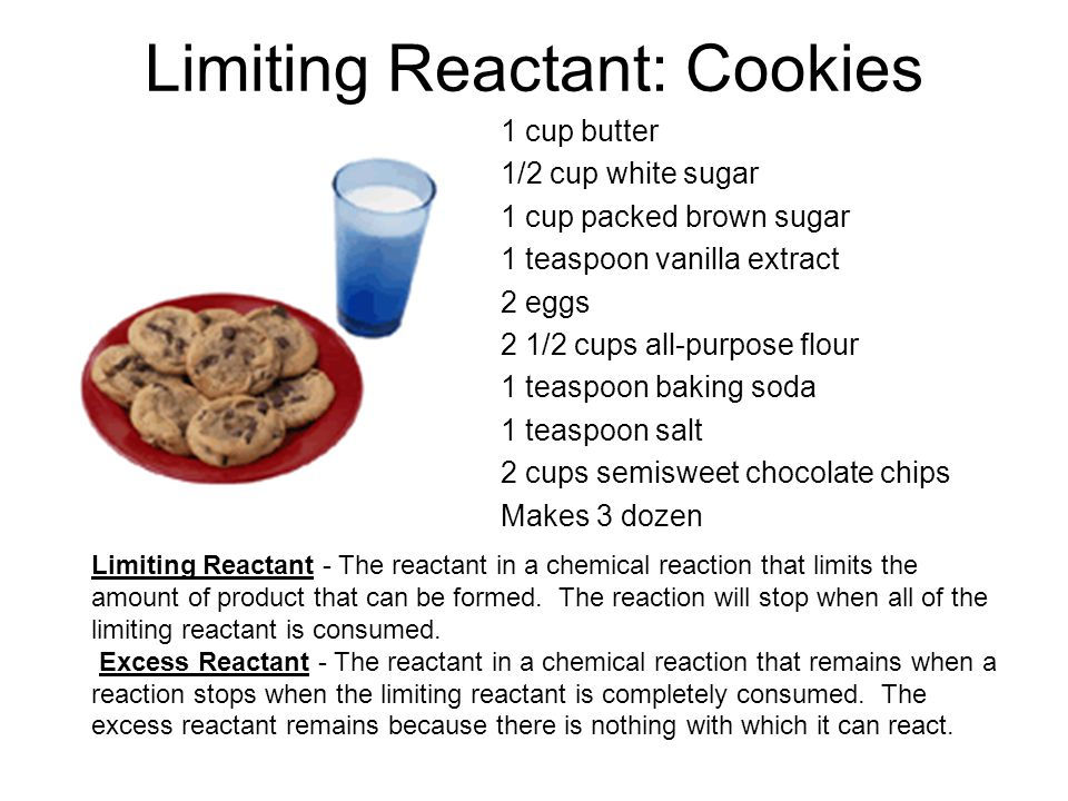 Limiting Reactant Theoretical and Percent Yield