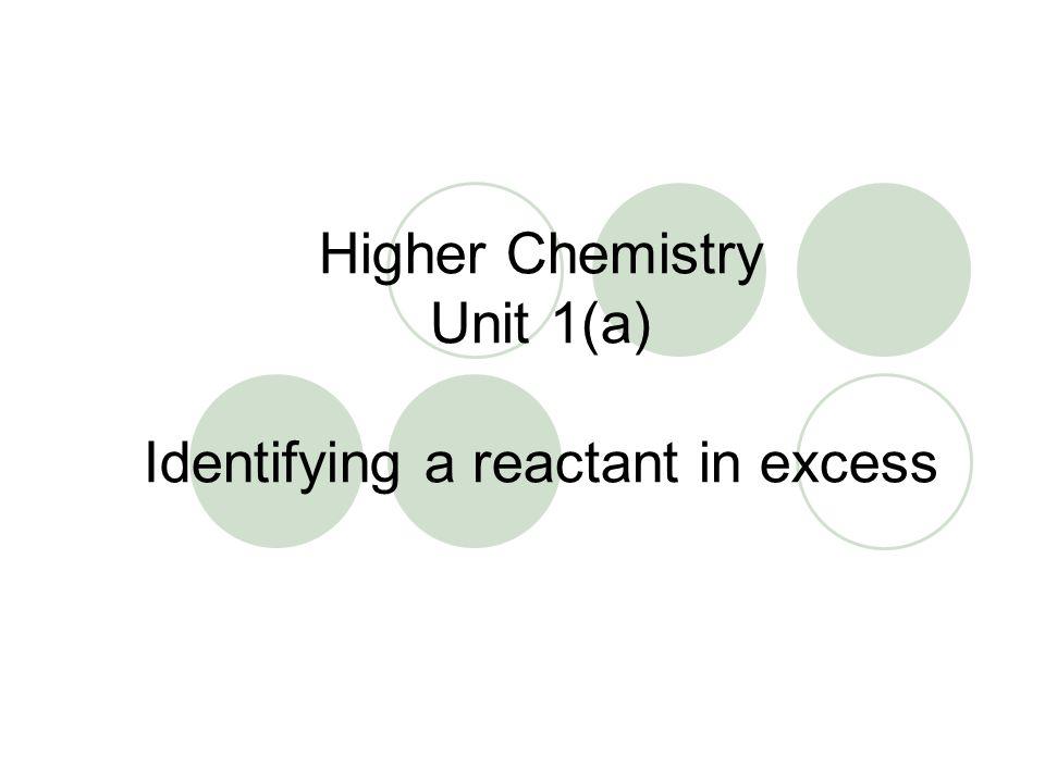 (a)Step 1: Write a balanced equation Zn + CuSO 4 → ZnSO 4 + Cu
