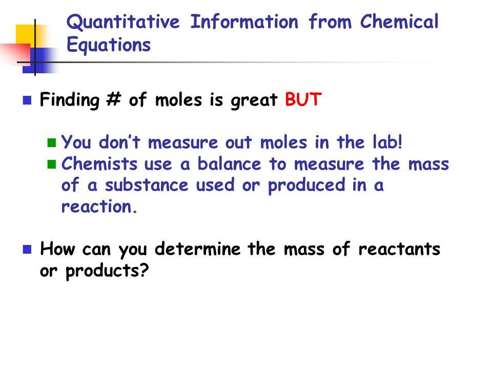 Limiting Reagent or Limiting Reactants 10 H 2 7 O 2 10 H 2 O + 2 O 2