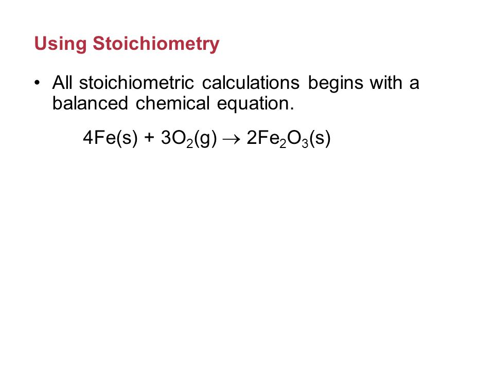 Stoichiometry How about how many pieces of bread would you need to make 14 ham sandwiches.