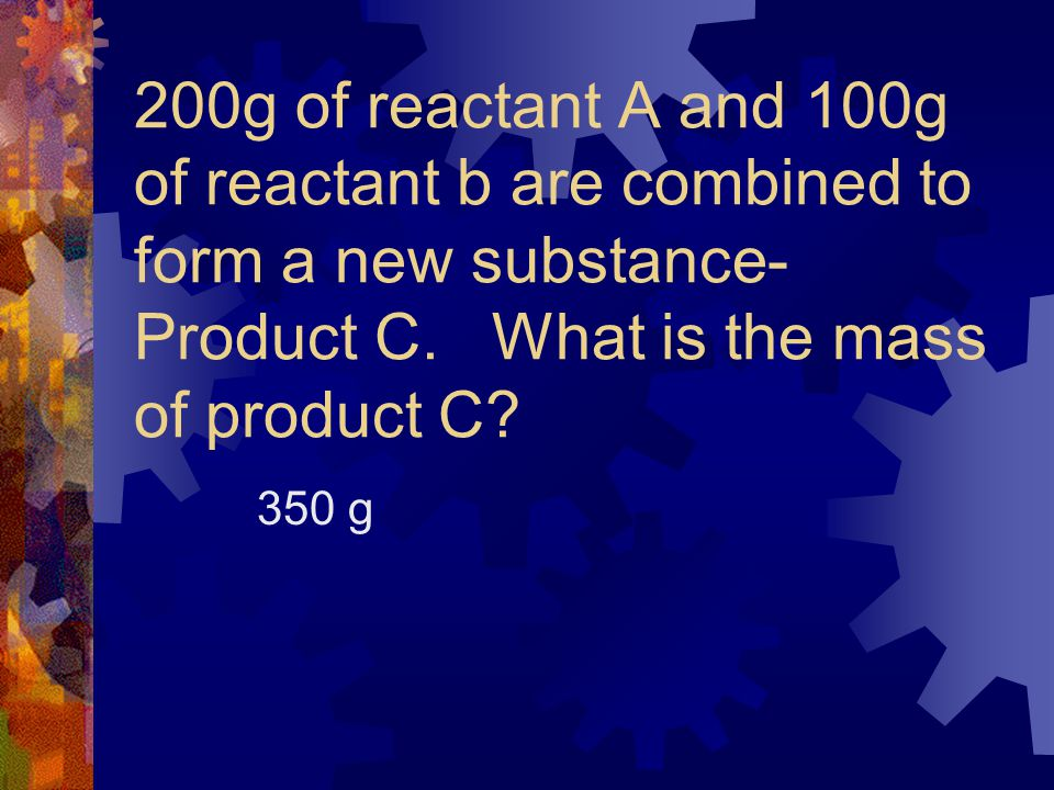 Why is mass conserved in a chemical reaction? Atoms are not created or destroyed in a chemical reaction.