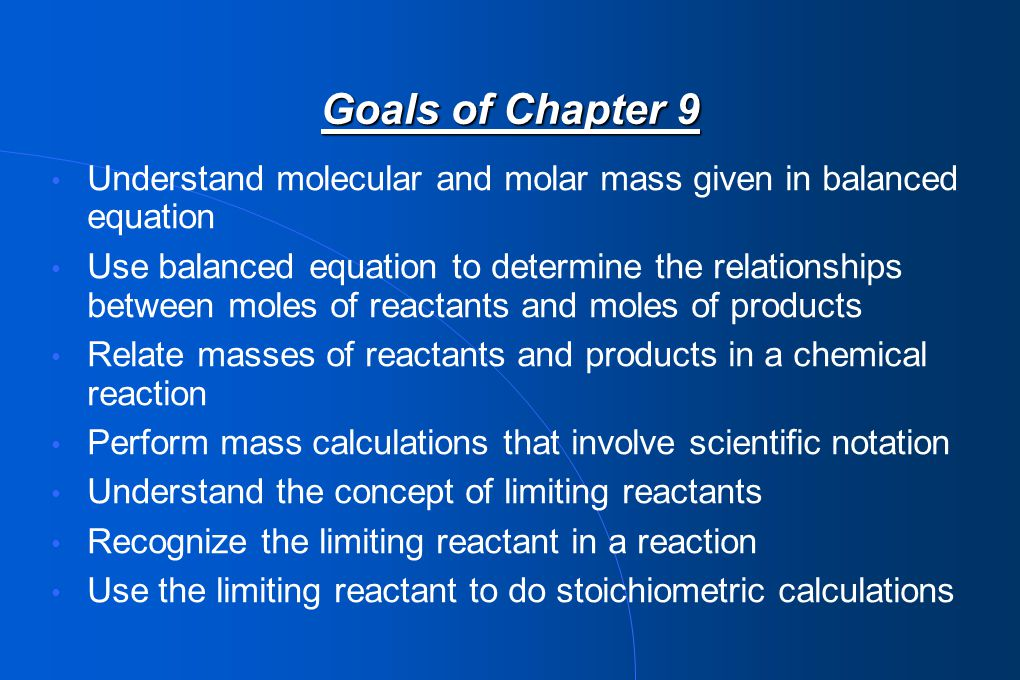 Information Given by Chemical Equations Reactions are described by equations Give the identities of the reactants & products Show how much of each reactant and product participates in the reaction.