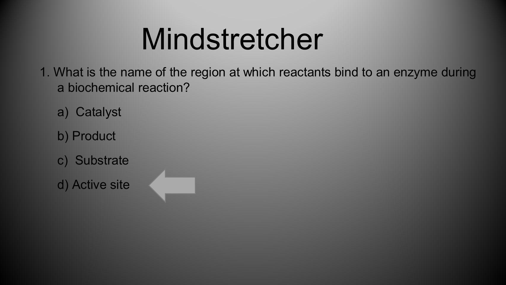 Mindstretcher 1.