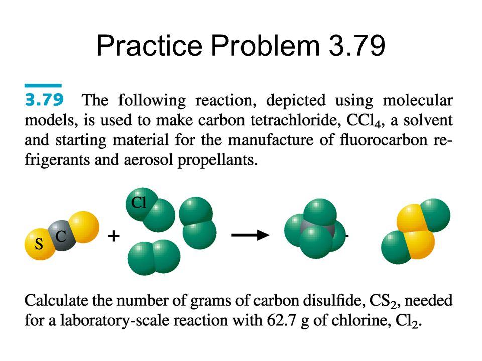 Practice Problem 3.80