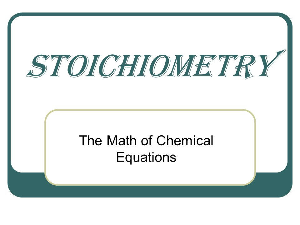 Mass-to-Mass Stoichiometry Problems Ex: Calculate how many grams of ammonia are produced when you react 2.00g of nitrogen with excess hydrogen.