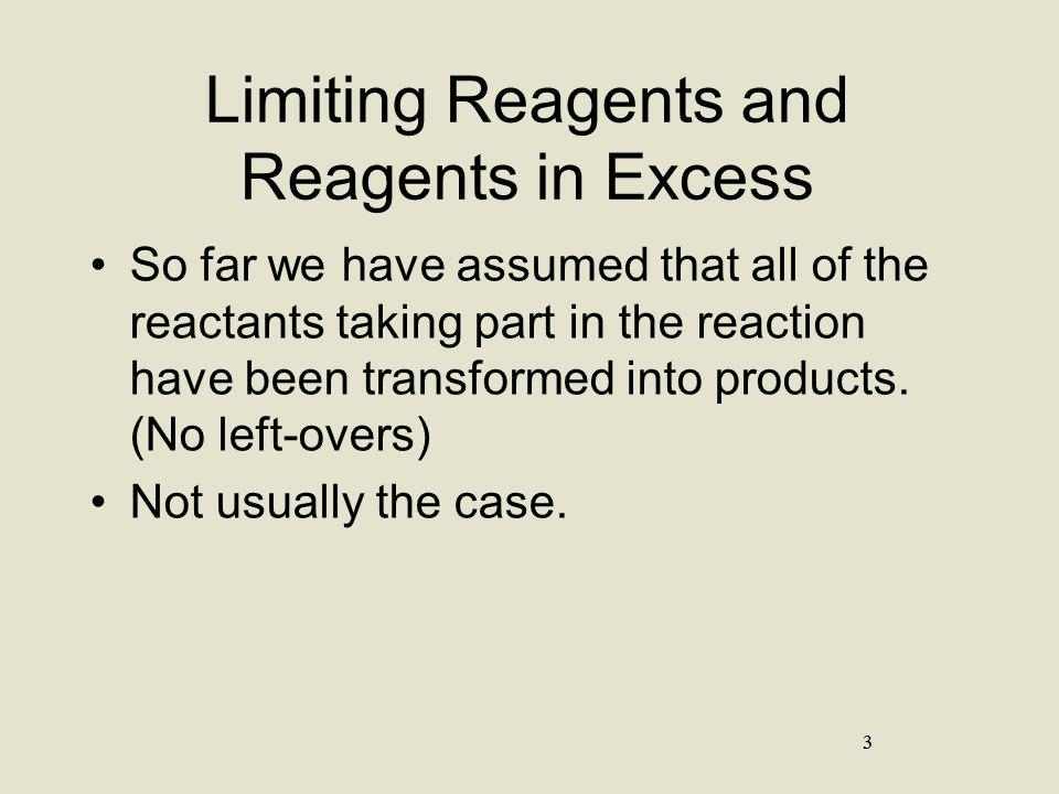 24 6.4 Limiting Reagents C.P.1.