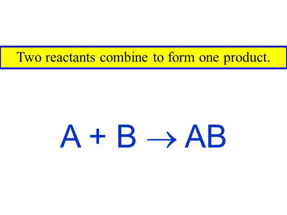 2Ca(s) + O 2 (g)  2CaO(s) Metal + Oxygen → Metal Oxide 4Al(s) + 3O 2 (g)  2Al 2 O 3 (s)